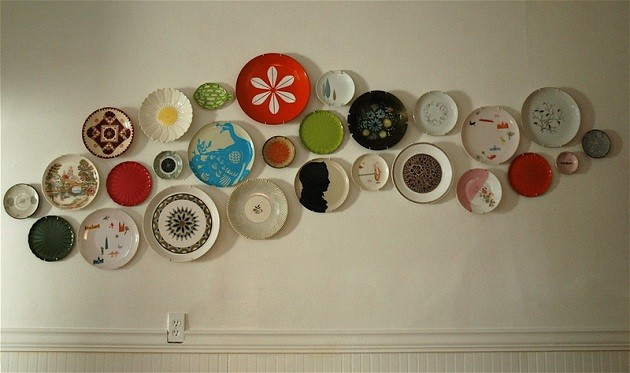 & PLATES ON THE WALL \u2013 COZY DESIGNED INTERIORS.KENYA.